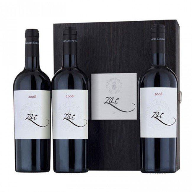 'Zac' Rosso Toscana IGT (Geschenkset)