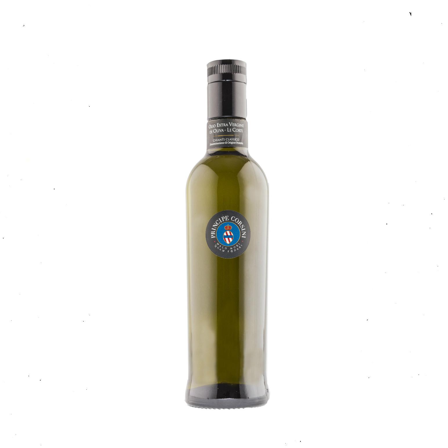 Le Corti Organic Extra Virgin Olive Oil
