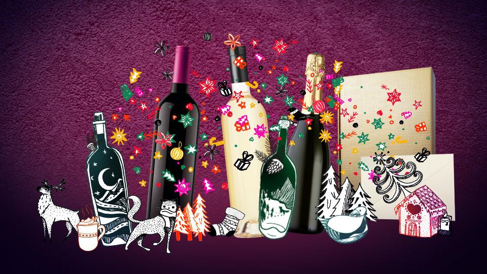 geschenkideen f r weihnachten und silvester von vini per tutti. Black Bedroom Furniture Sets. Home Design Ideas