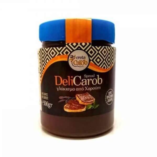DeliCarob spread - Süßigkeit aus Johannisbrot - Vini per tutti