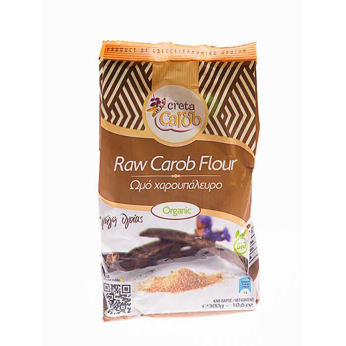 Raw Carob Flour BIO - Vini per tutti
